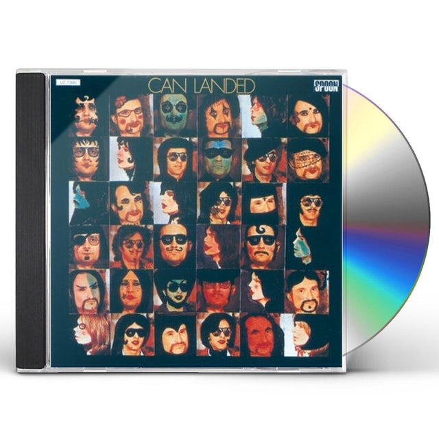 Can LANDED CD
