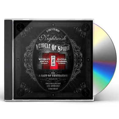Nightwish VEHICLE OF SPIRIT CD