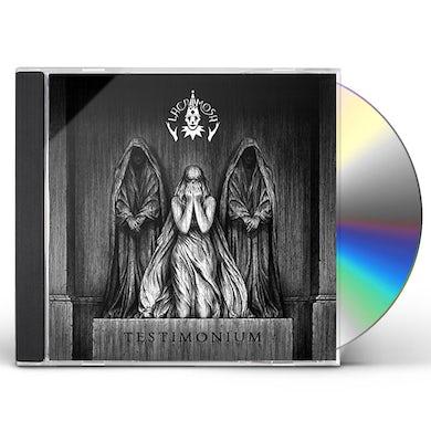 Lacrimosa TESTIMONIUM CD
