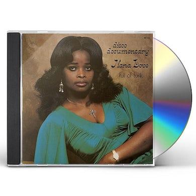 Nana Love DISCO DOCUMENTARY-FULL OF FUNK CD