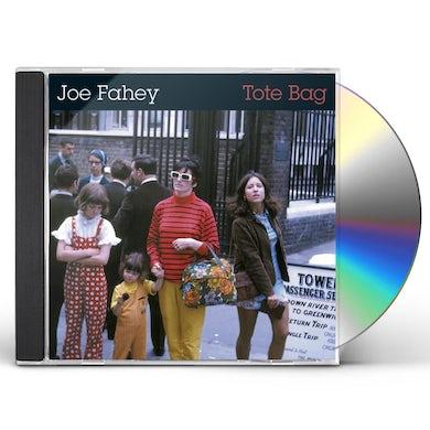 Joe Fahey TOTE BAG CD