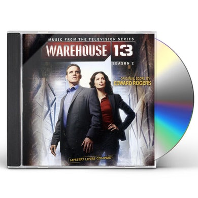 Edward Rogers WAREHOUSE 13: SEASON 2 (SCORE) CD