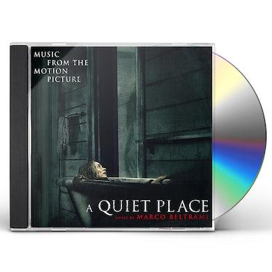 Marco Beltrami QUIET PLACE - Original Soundtrack CD