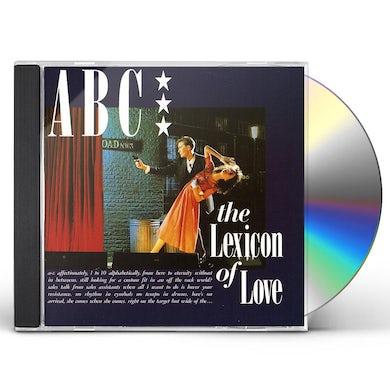 Abc LEXICON OF LOVE CD
