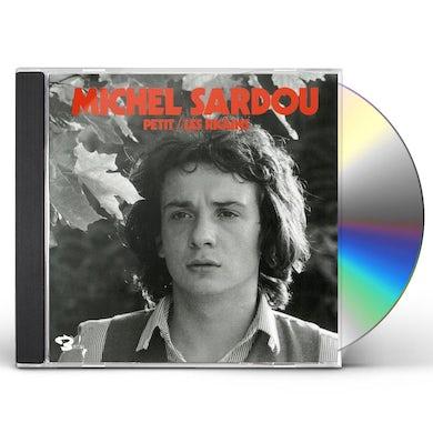 Michel sardou PEIT / LES RICAINS CD