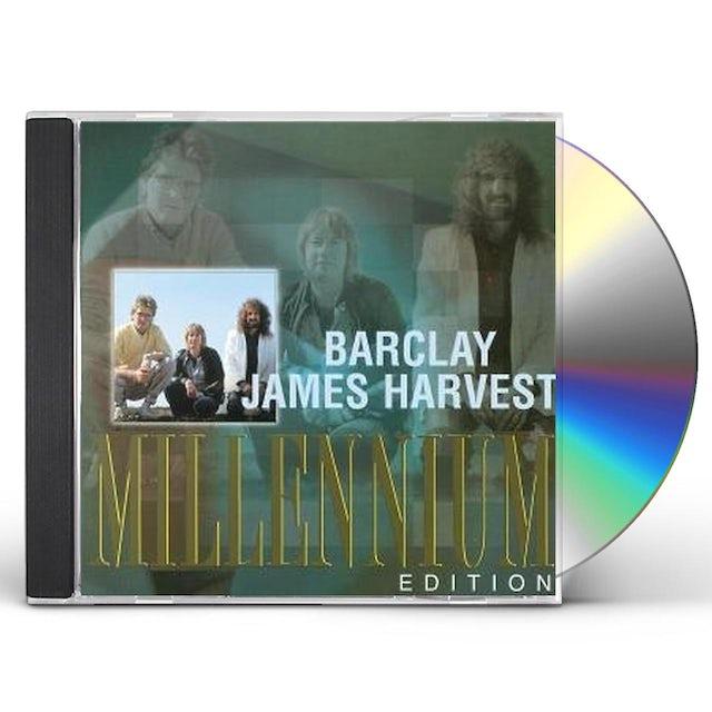 Barclay James Harvest MILLENNIUM EDITION CD