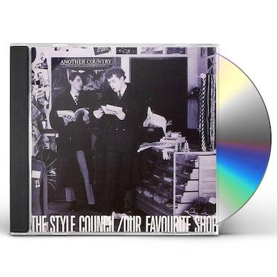 Style Council OUR FAVOURITE SHOP CD