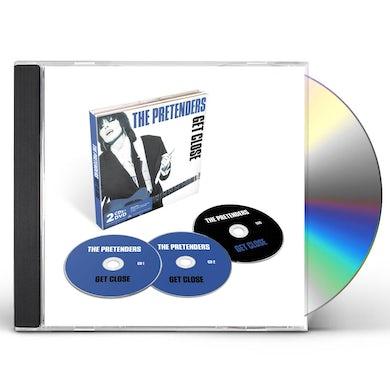 The Pretenders GET CLOSE CD