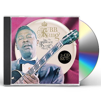 B.B. King BLUES KING'S BEST CD