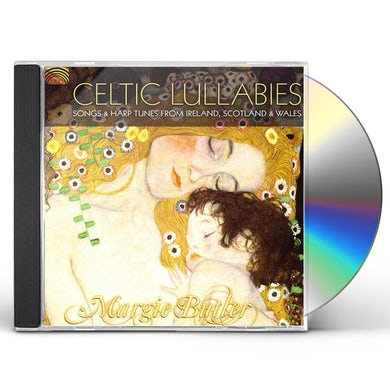 Margie Butler CELTIC LULLABIES CD