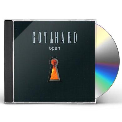 Gotthard OPEN CD