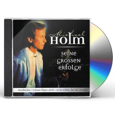 Michael Holm SEINE GROSSEN ERFOLGE CD