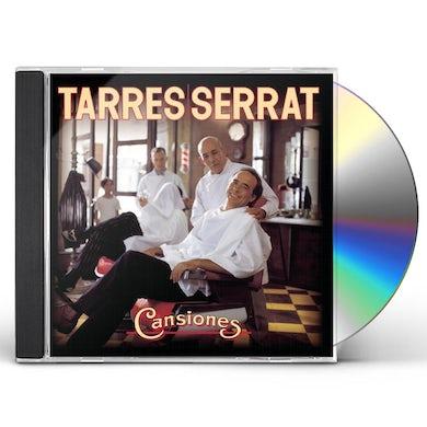 Joan Manuel Serrat CANSIONES CD