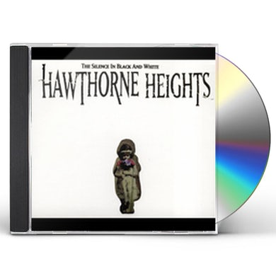 Hawthorne Heights SILENCE IN BLACK & WHITE CD