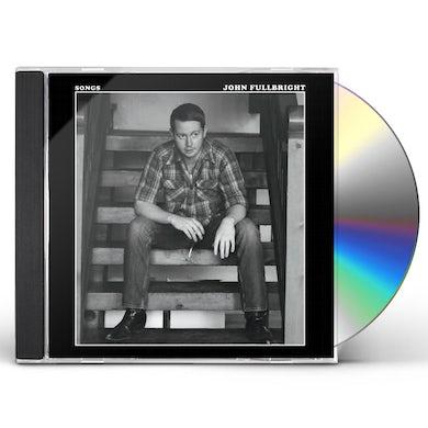 John Fullbright SONGS CD