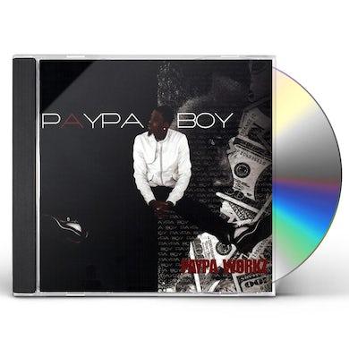 Paypa Boy PAYAPA WORKZ CD