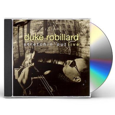 Duke Robillard STRETCHIN OUT CD