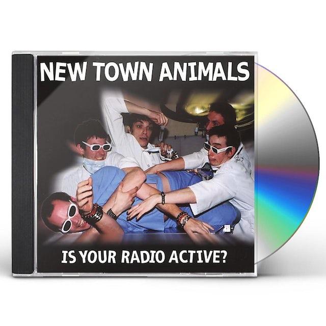 New Town Animals