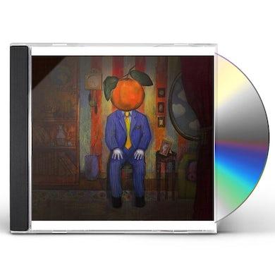 David Mead TANGERINE CD
