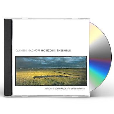 Quinsin Nachoff  HORIZONS ENSEMBLE CD