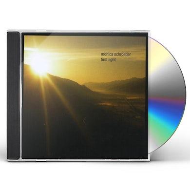 Monica Schroeder FIRST LIGHT CD
