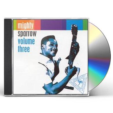 Mighty Sparrow VOLUME 3 CD
