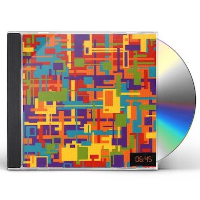 U.S. Maple PURPLE ON TIME CD