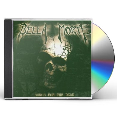 BELLA MORTE SONGS FOR THE DEAD CD