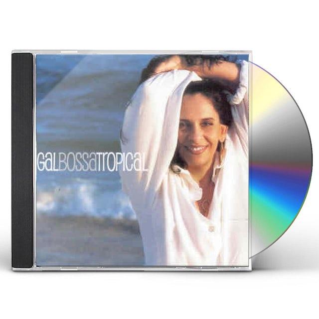 Gal Costa BOSSA TROPICAL CD