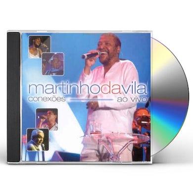 Martinho da Vila CONEXOES: AO VIVO CD