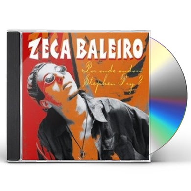 Zeca Baleiro POR ONDE ANDARA STEPHEN FRY CD