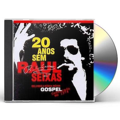 20 ANOS SEM RAUL SEIXAS CD