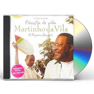 Martinho da Vila FILOSOFIA DE VIDA CD