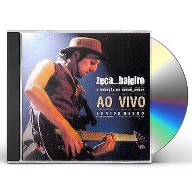 Zeca Baleiro CORACAO DO HOMEM BOMBA: AO VIVO CD