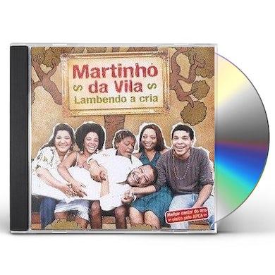 Martinho da Vila LAMBENDO A CRIA CD