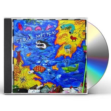 Garotas Suecas FERAS MITICAS CD