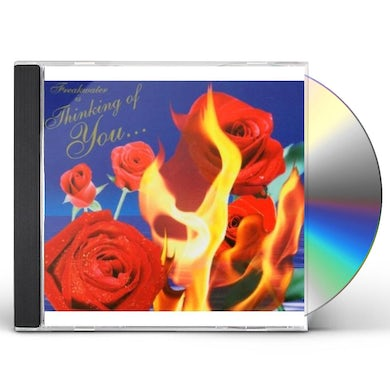Freakwater THINKING OF YOU CD