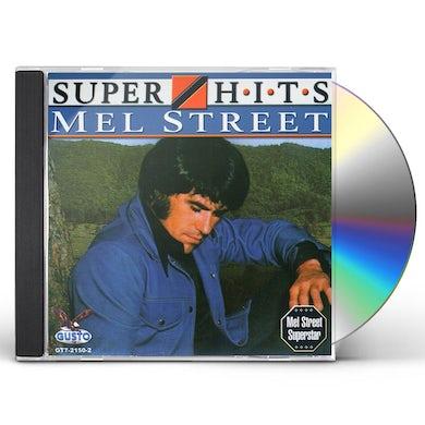 Mel Street SUPER HITS CD