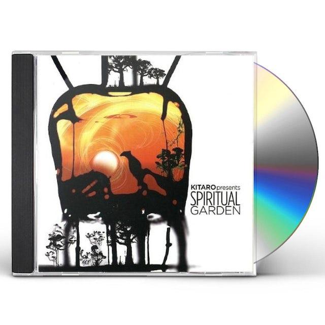 Kitaro SPIRITUAL GARDEN CD