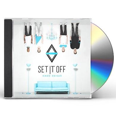 Set It Off UPSIDE DOWN CD