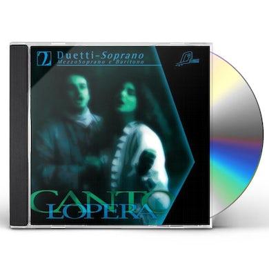Verdi DUETS ARIAS FOR SOPRANO 2 CD