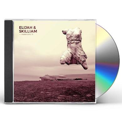 FABRICLIVE 75: ELIJAH & SKILLIAM CD