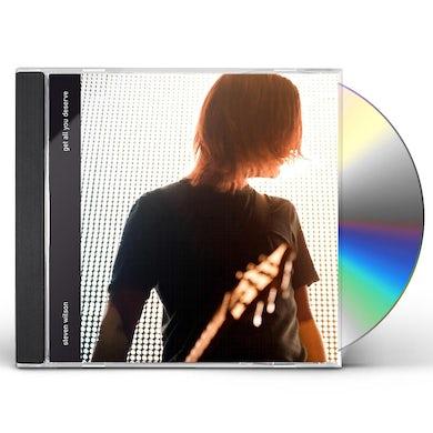 Steven Wilson Get All You Deserve CD