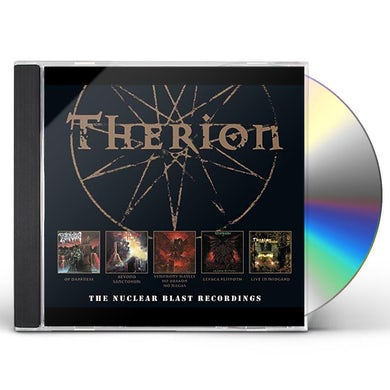Therion NUCLEAR BLAST RECORDINGS CD