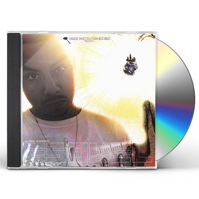 Esohel GLOBAL WARMING CD