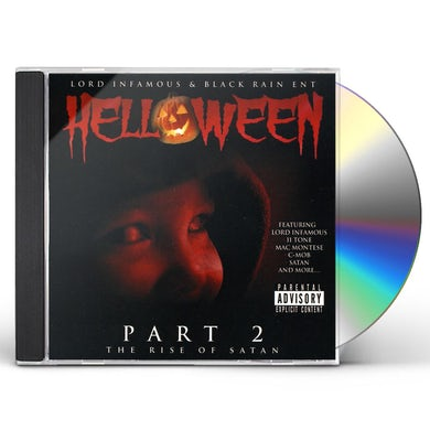 Lord Infamous HELLOWEEN 2: RISE OF SATAN CD