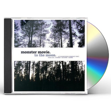 Monster Movie TO THE MOON CD
