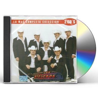Los Rieleros del Norte LA MAS COMPLETA COLECCION CD