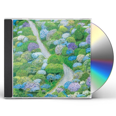 BETWEEN THE RICHNESS CD