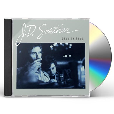 J.D. Souther HOME BY DAWN CD